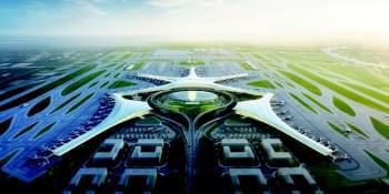 国内最高等级新机场两年后现身胶州湾畔