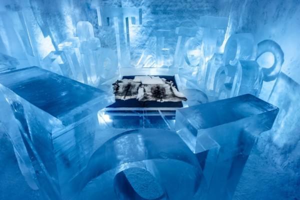 全年开放的瑞典冰酒店Icehotel 365即将开业的照片 - 9
