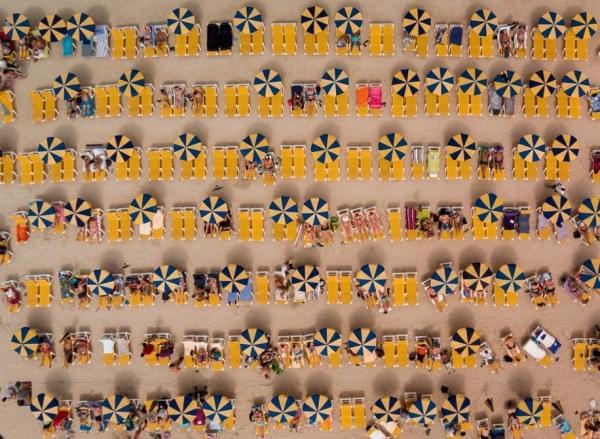 2016年最惊艳的20张无人机航拍摄影作品出炉的照片 - 15