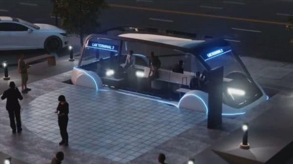 马斯克为道奇体育场修建高速地下隧道预计2020年开通
