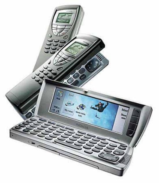 回头再看 当年这些手机的设计真的很大胆的照片 - 1