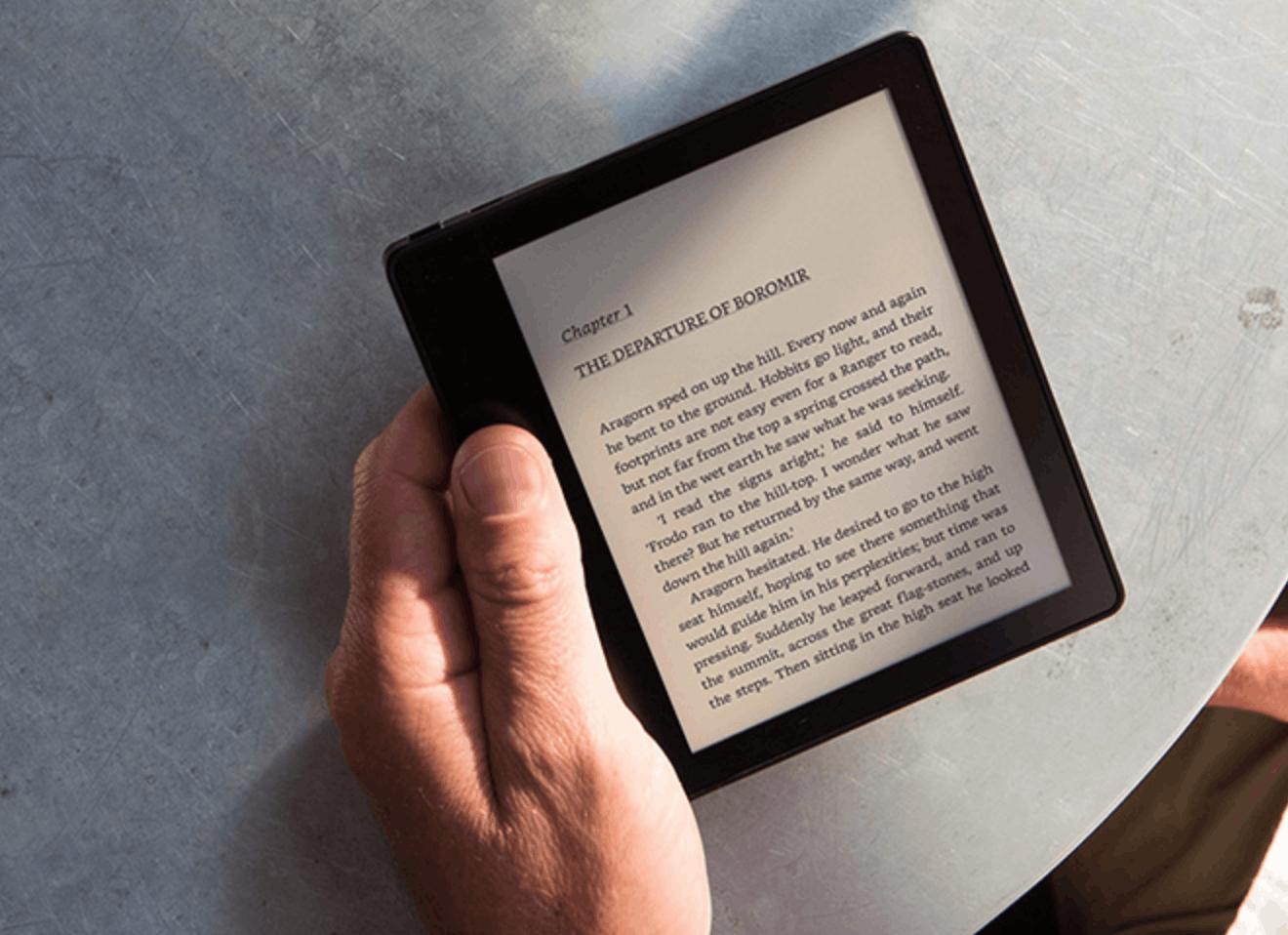 Kindle新旗舰发布:7英寸屏幕,国行起价2399元
