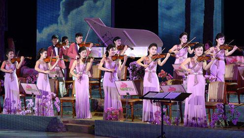 朝鲜艺术团演出免费看!韩国将抽签选千余幸运观众