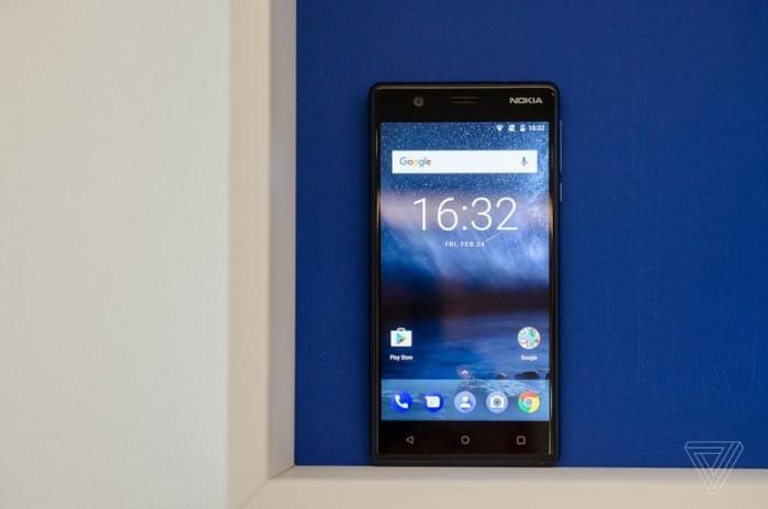 入门机Nokia 3正式发布 联发科6737处理器+NFC的照片 - 5