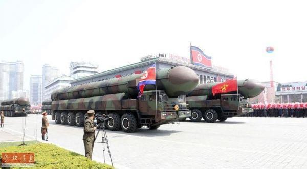 朝鲜年度军费或为160亿美元 外媒:占GDP之比达40%