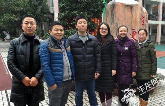 华渝尝试学校介入江北区初中数学微课角逐 六名先生所有获奖