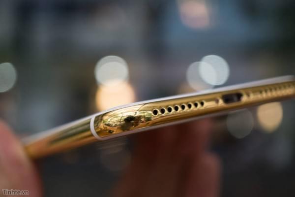 约5.5万 24K黄金iPhone7 Plus开箱图赏的照片 - 16