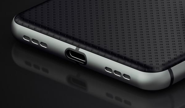 传统的直板全键盘机型 黑莓KeyOne正式发布的照片 - 5