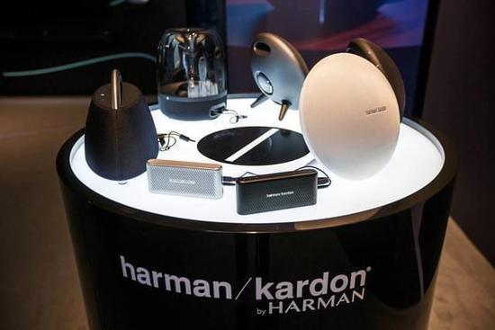 哈曼携多款新品声动2017柏林消费电子展