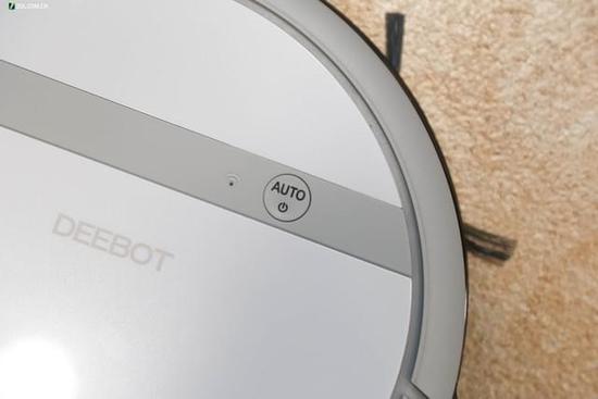 千元市场黑马 科沃斯扫地机器人DE3评测