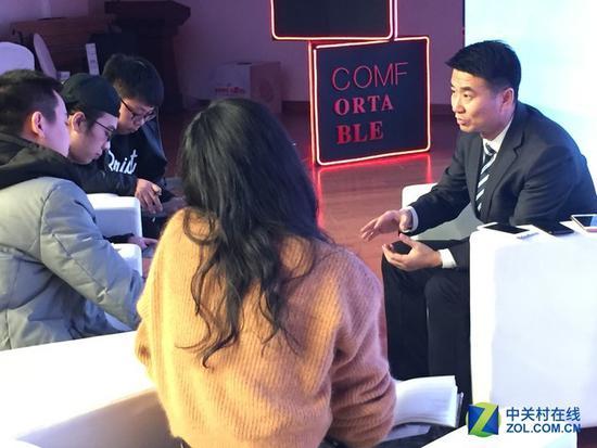海尔卫玺CEO李长征专访:四年超越日韩四十年