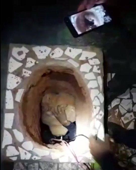 囚犯挖70米隧道企图越狱窒息而死 隧道距地面几米