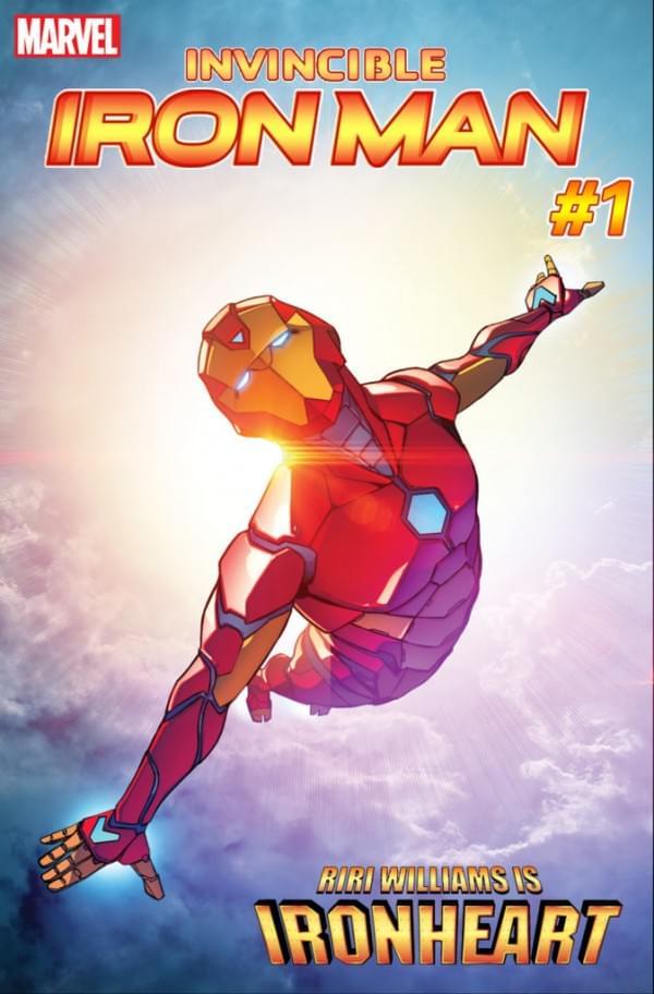 钢铁侠继任者名字确定–叫Ironheart的照片 - 1