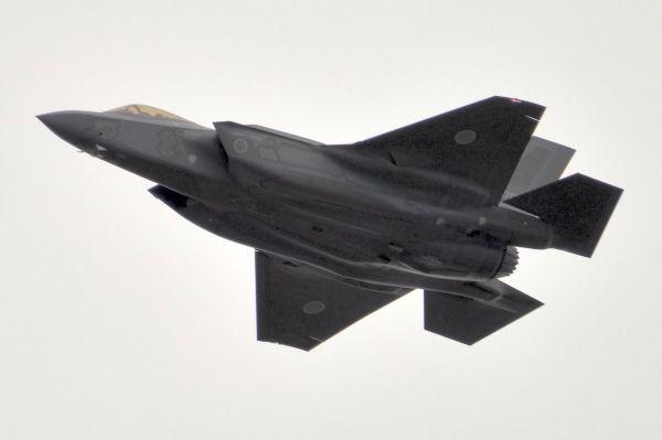 日本将追加采购F-35A对抗中国 机群将扩编至60架