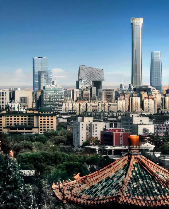 """北京CBD核心区调整背后:""""上天入地"""" 不再""""添堵"""""""