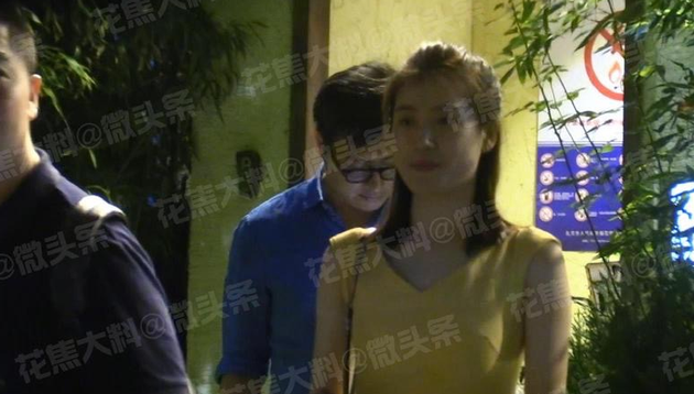 王岳伦辟谣与美女酒店共度三小时:朋友的女友