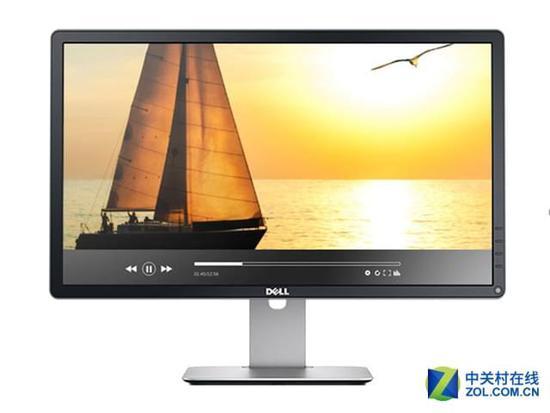 超窄边框 戴尔p2314h显示器