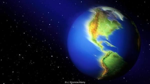 地球不仅会旋转还会振动和摇摆:幅度比你想象的还要厉害的照片 - 1