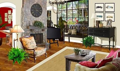 旧屋翻新,三房一厅,装修创意,老房改造,青岛老房翻新