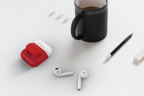 给AirPods配根耳机连接线: 丢了也能找回来的照片 - 1