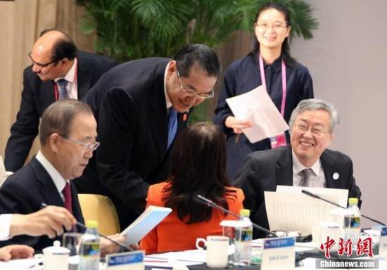 卸任央行行长21天后 70岁的周小川又有新职务