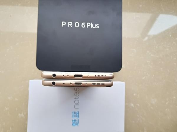 香槟金 PRO 6 Plus (顶配版) 与 魅蓝 Note 5 上手图赏的照片 - 22