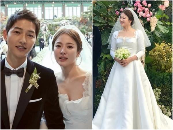 双宋大婚花多少钱?韩媒估算:至少1亿韩元