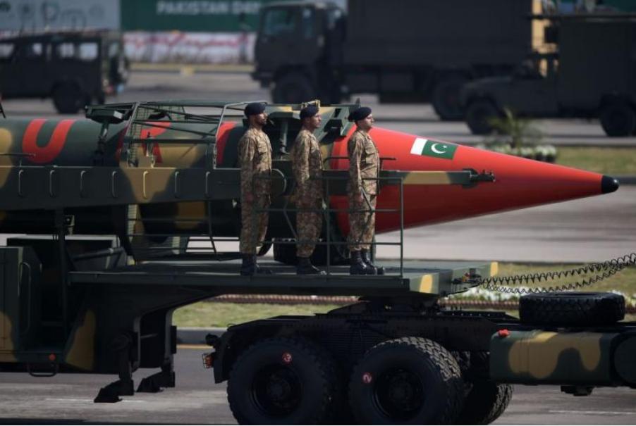 印度购买S400三天后 巴基斯坦试射可载核武导弹
