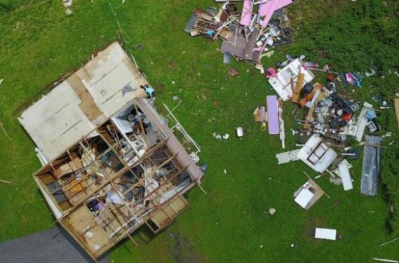 波多黎各近3千人死于飓风 特朗普:美政府应对出色