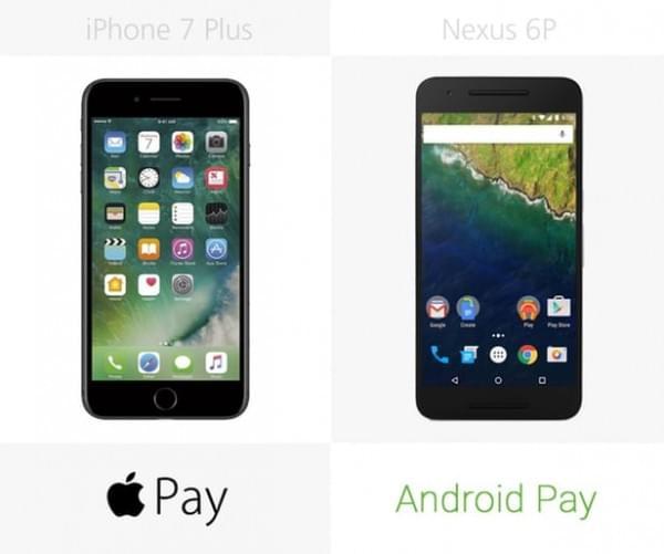 iPhone 7 Plus和Nexus 6P规格参数对比的照片 - 24