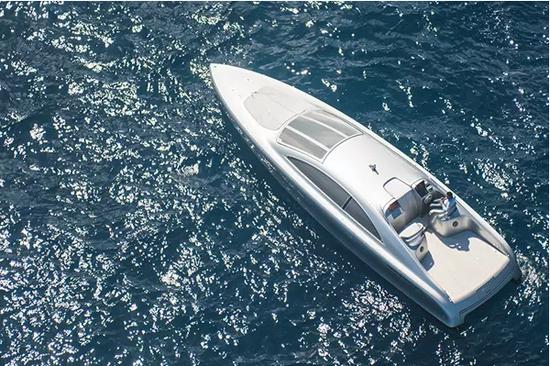 奔驰造了一款S级的豪华游艇:170多万美刀!