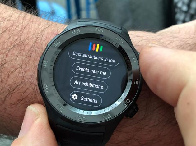 ä¼è°·æŒæ£å¼€å'3款智能手表:预计今年秋季面世