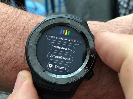 传谷歌正开发3款智能手表:预计今年秋季面世