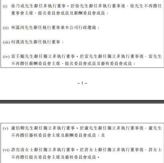 桐成控股董事会重组:火币李书沸、霍力进入委员会