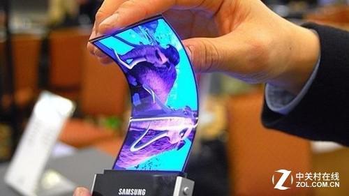 三星折叠屏手机明年开卖?那又未尝不可