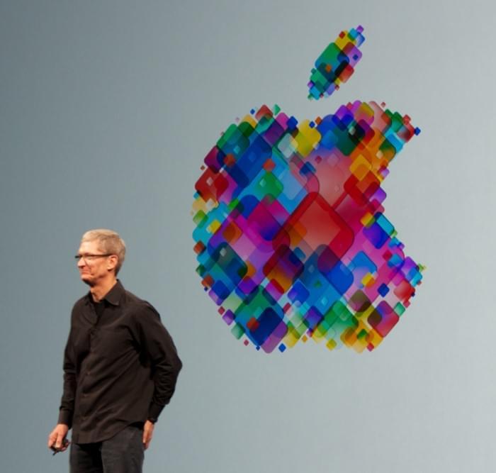 库克 : 苹果会继续投资中国 帮改善民众生活的照片
