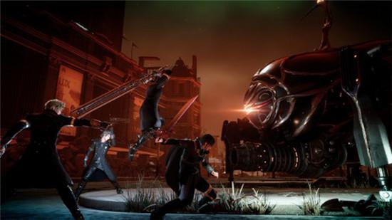PS4《最终幻想15》皇家典藏版3月6日发售 售价339元