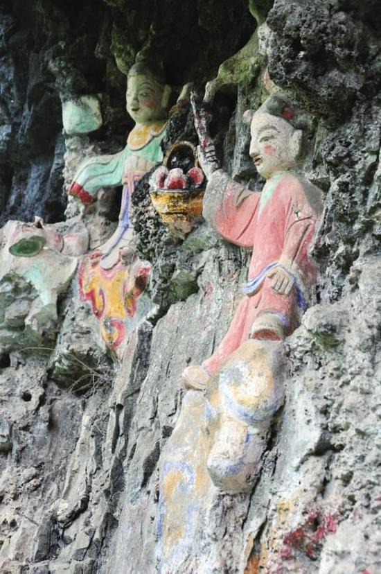 """这一站,""""贵州苗夫""""传统村落采访组来到了正安县流渡镇白花村,它给人"""