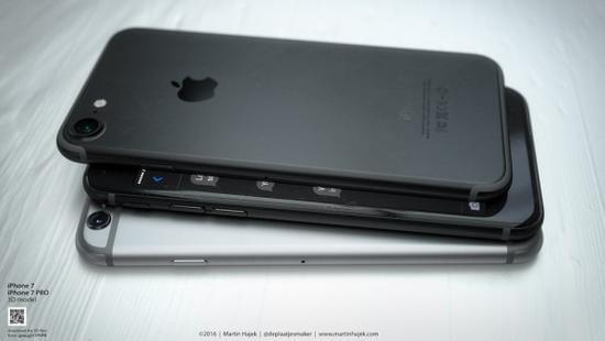 无耳机端口和电容Home按键的iPhone 7或许长这样的照片 - 16