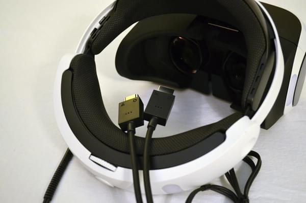 索尼PS VR零售版开箱 附赠这几款游戏大作的照片 - 14