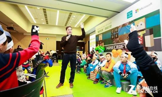 【编程一小时】微软Minecraft(我的世界)游戏-少儿编程网