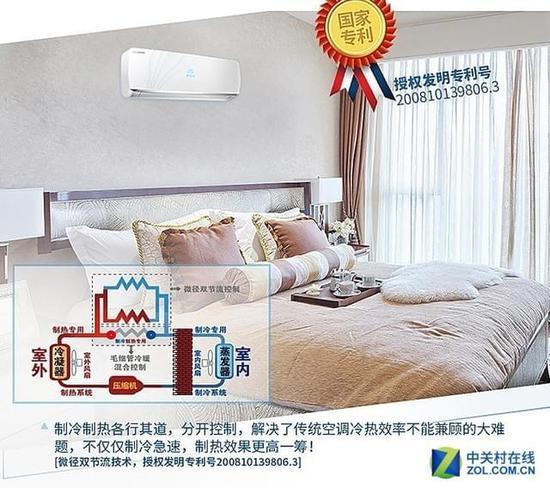 极速制温享舒适 科龙空调国美再掀低价