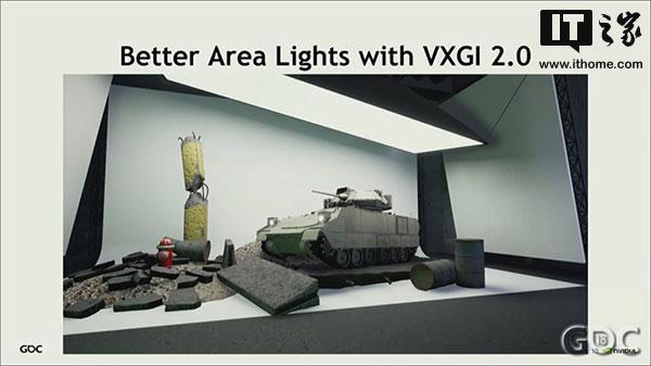 提供更出色画质:Nvidia即将推出VXGI 2.0