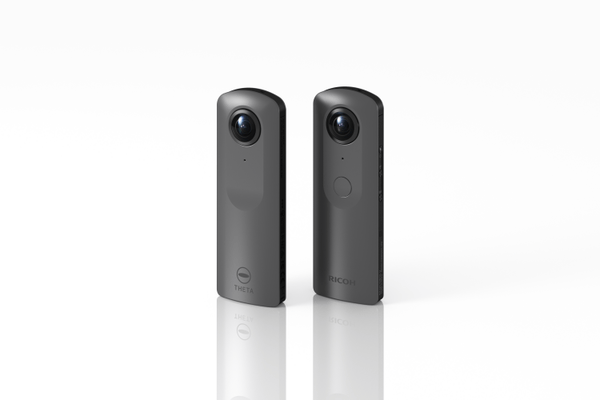 一键360°全景相机,「RICOH THETA V」新上市