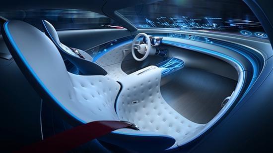 迈巴赫轿跑概念车 – Mercedes-Maybach 6实拍的照片 - 17