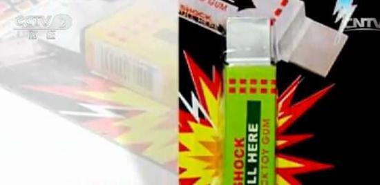 小心!电人玩具暗藏风险 瞬间电压高达600伏