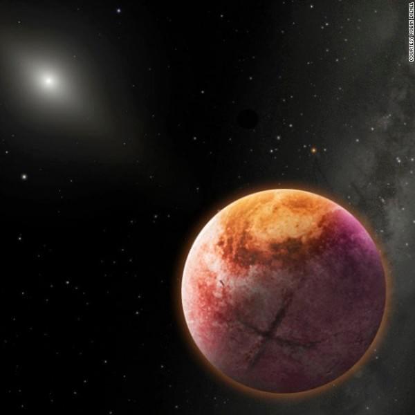 行星艺术图