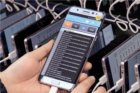 三星Galaxy Note 7燃损原因确定 对手机行业影响深远的照片 - 2