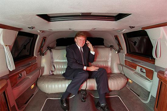 美媒挖特朗普家族逃税门:5.5亿遗产税实缴不足一成