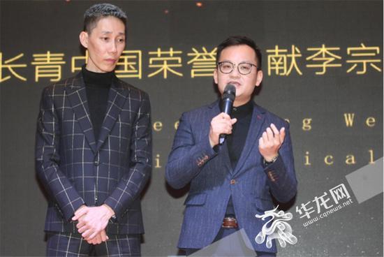 李宗伟自传电影《败者为王》3月上映 上阵客串过把演员瘾